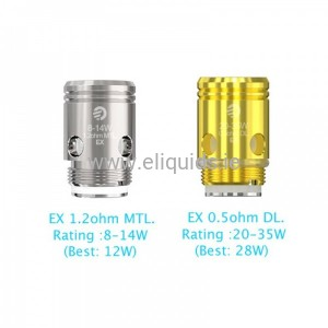 5 x Joyetech EXCEED Coil Heads