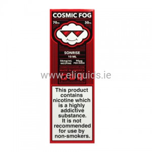 Liquid Cosmic Fog - Sonrise 30ml One Shot