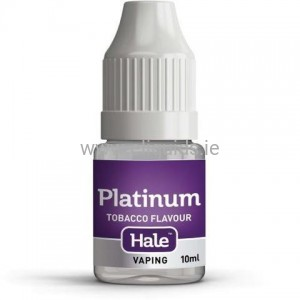 Hale Platinum - Tobacco Series