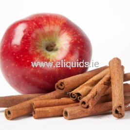 Apple Cinnamon flavor