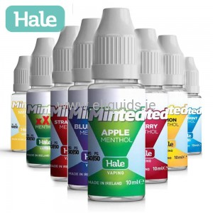 Hale Minted 10ml All Flavors