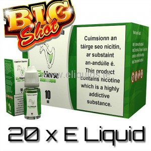 Big Shot Buy x 20 E Liquids