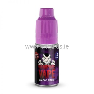 Blackcurrant  - Vampire Vape Juce - 10ml