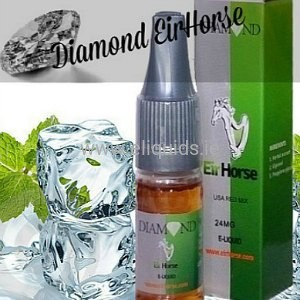 E Liquid EirHorse Diamond Strong Mint