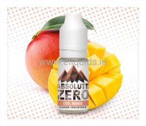 Cool Mango Absolute Zero Flavour Concentrate 10ml