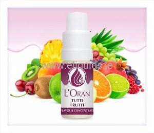 Tutti-Fruitti Flavour Concentrates 10ml