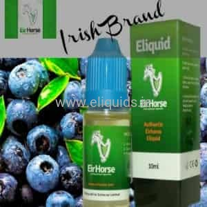 E Liquid EirHorse Blueberry