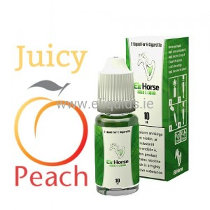 E Liquid EirHorse Juicy Peach