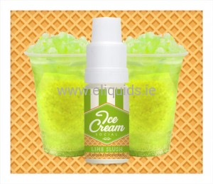 Lime Slush Ice Cream Social  10ml