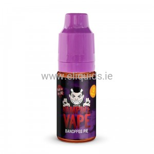 Banoffee Pie - Vampire Vape Juce - 10ml