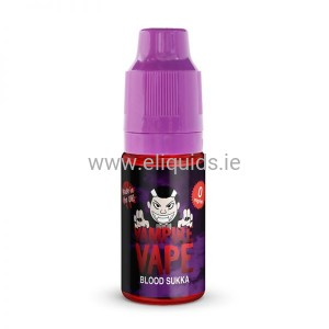 Blood Sukka - Vampire Vape Juce - 10ml