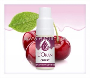 Cherry L'Oran Flavour Concentrates 10ml